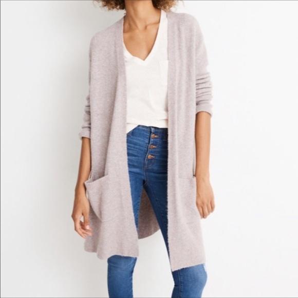 56f0d20fb94 Madewell Sweaters - Madewell Kent Cardigan Sweater in Coziest Yarn